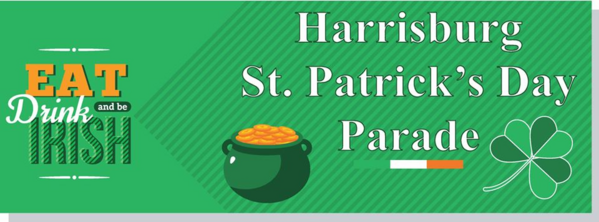 City of Harrisburg - St. Patrick's Day Parade