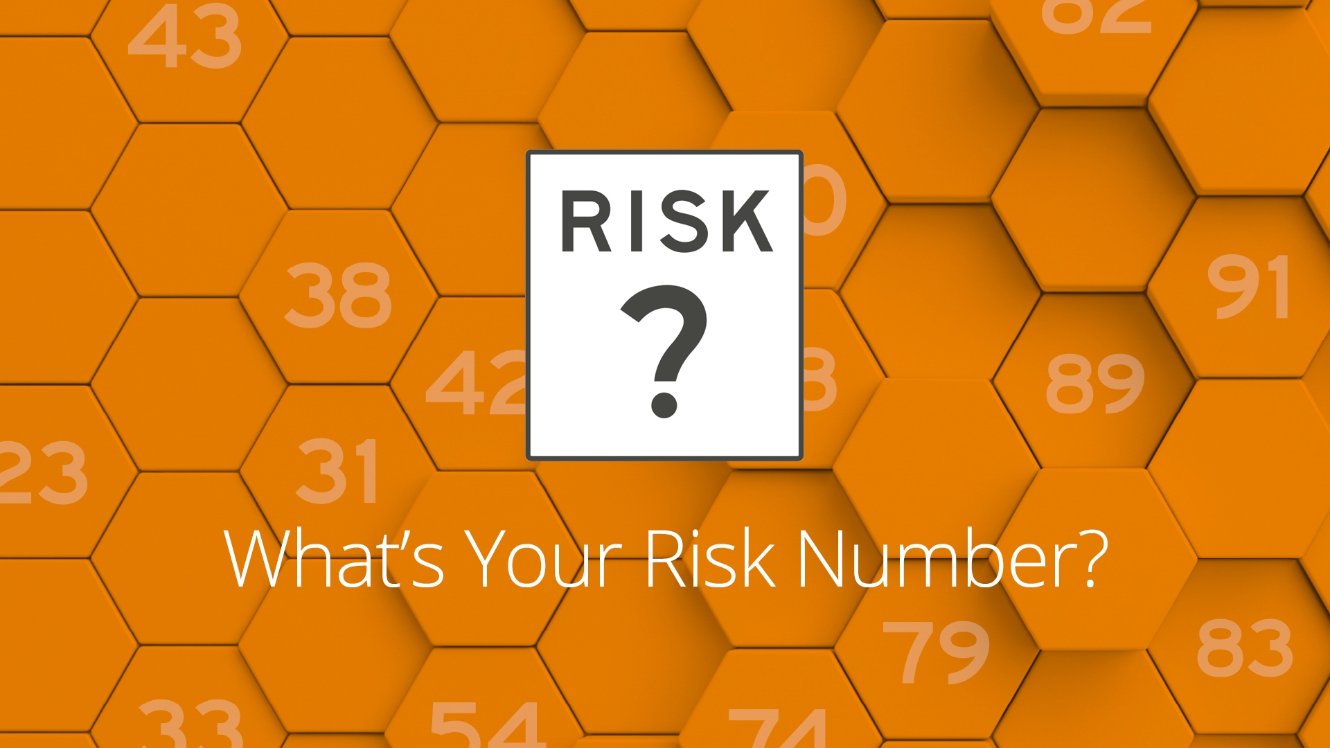 Building your Investment Strategy Using Riskalyze