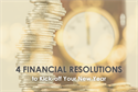 4 Financial Resolutions to Kick-Off 2018