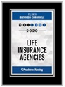 Peachtree Planning recognized in the Atlanta Business Chronicle as 2nd Largest Life Insurance Agency