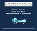 Know Your Role: Investment Counselor Vs. Behavior Coach Part 1