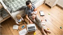 How to Work from Home with Kids During Self-Quarantine and Not Lose Your Mind