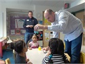 EBW Employees Volunteer to Read with Local Students During Thanksgiving Week