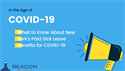 What to Know About New York's Paid Sick Leave Benefits for COVID-19