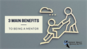 Three Main Benefits of Being a Mentor