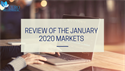 Review of the January 2020 Markets