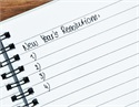 New Year's Finance Resolutions!