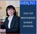 MARCY HAINES ATTENDS BARRON'S 2016 TOP INDEPENDENT WOMEN ADVISORS SUMMIT