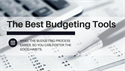 THE BEST BUDGETING TOOLS