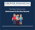 Retirement in the New Normal - Part 2