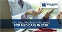 You Will Probably Pay More for Medicare in 2018