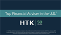 Melanie Colusci Recognized as Top Financial Adviser in the U.S. by HTK