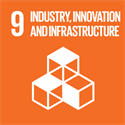 UN Sustainable Development Goals #9: Industry, Innovation, & Infrastructure