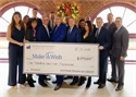 Luttner Financial Group Donates to Make-A-Wish Foundation