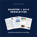 Quarter 1 Newsletter - 2019