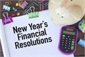 Making & Keeping Financial New Year's Resolutions