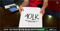 Deer In The Headlights: What's In Your 401k?