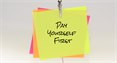 """Pay Yourself First"" – An old adage that still holds true today"