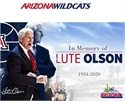 Legendary Arizona Basketball coach Lute Olson passes away at 85