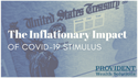 The Inflationary Impact of COVID-19 Stimulus