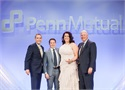Penn Mutual Presents Melanie Colusci with the 2019 Rob Holmes Financial Professional of the Year