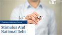 About the Stimulus Plan and the National Debt