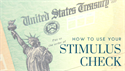 How to Use Your Stimulus Check