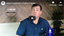 How to Implement A Safety Program