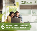 Six Steps To Take Control of Your Financial Health