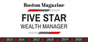Valis and Manis Receive FIVE STAR Wealth Manager Award  for the 6th Year in a Row