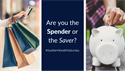 Sudden Wealth -- Spender vs. Saver
