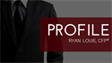 PROFILE: RYAN LOUIE