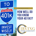 How well do you know your 401k?