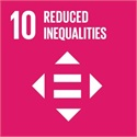 UN Sustainable Development Goals #10: Reduce Inequality Within & Among Countries