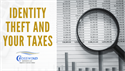 Identitiy Theft and Your Taxes