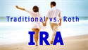 Traditional IRA vs. Roth IRA: How are they different?