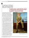 Robert Turner Featured in Advisors Magazine