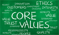 The Value In Understanding Your Values