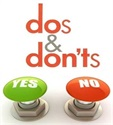 Top 10 Do's and Don'ts of Investing
