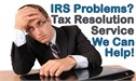 When to Call a Tax Relief Service