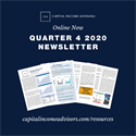 Quarterly Economic Newsletter - Quarter 4 2020