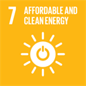 UN Sustainable Development Goals #7: Affordable & Clean Energy