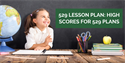 529 Lesson Plan: High Scores for 529 Plans