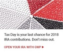 There's Still Time to Contribute to an IRA for 2018