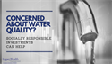 Concerned About Water Quality? Socially Responsible Investments Can Help