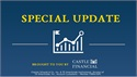 Castle Financial Special Update, Sunday, March 22nd 2020