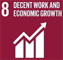 UN Sustainable Development Goals #8: Decent Work & Economic Growth