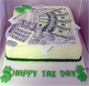 Have your cake...and don't tell the IRS!