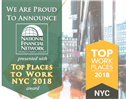 Top Places to Work 2018