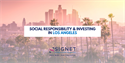 "ARTICLE 5 – ""Social Responsibility & Investing In Los Angeles"""